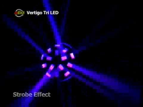 American DJ Vertigo Tri LED