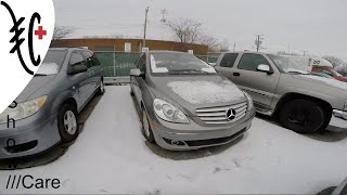 Mercedes B200 2008 - HOW TO BUY A B200