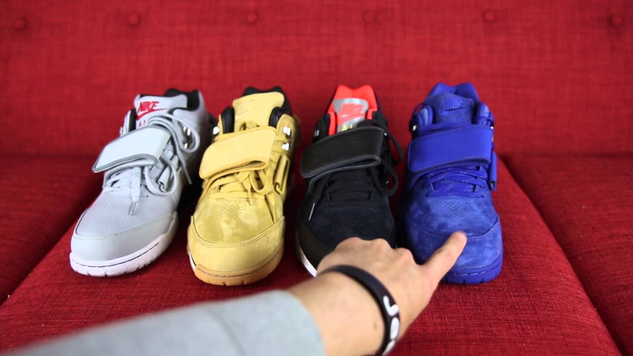 9b477b2af446 Nike Air Victor Cruz Collection Review - YouTube