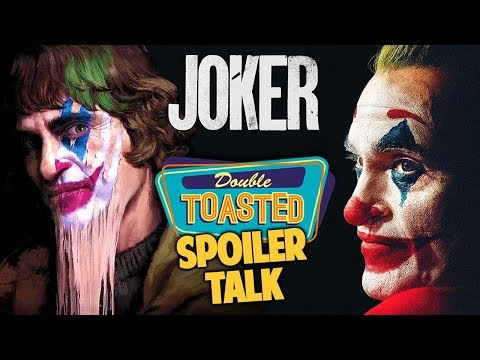 JOKER SPOILER DISCUSSION - WAS IT REAL?
