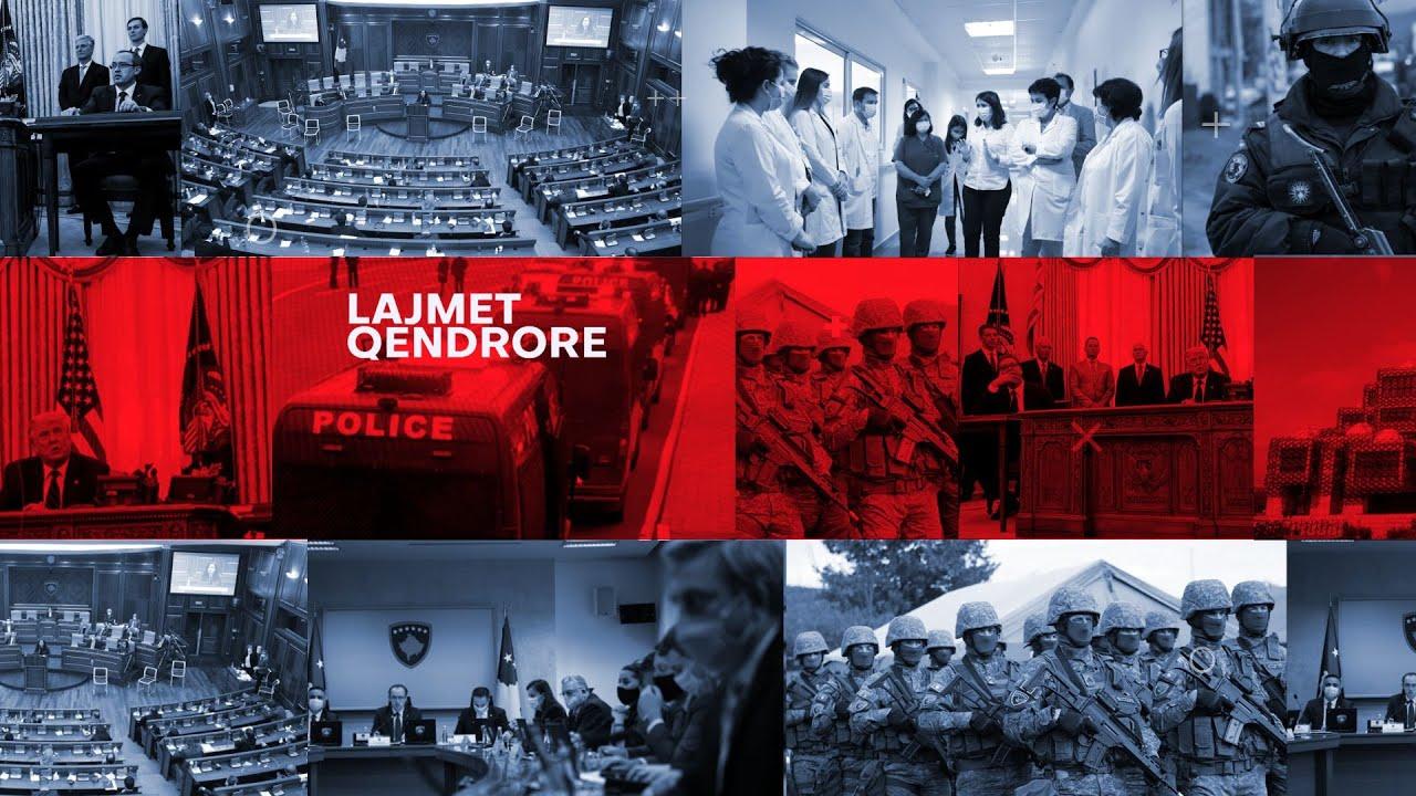 Download Lajmet Qendrore - 24.10.2021