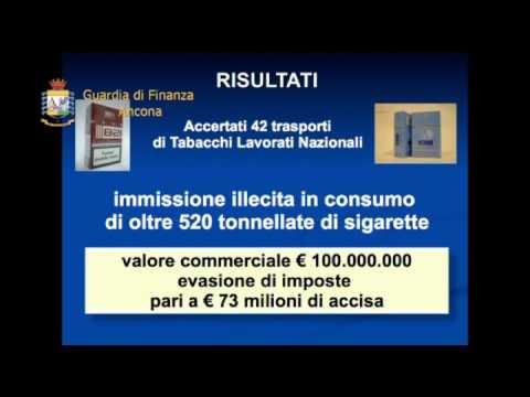 Operazione 'Duty Free' della Guardia di Finanza di Ancona
