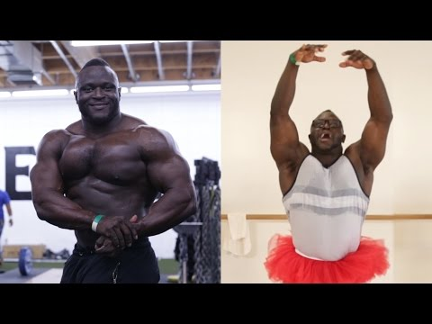 Thumbnail: Bodybuilders Try Ballet For The First Time