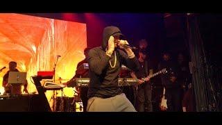 Eminem-Rap God (Live in NYC) *high quality*