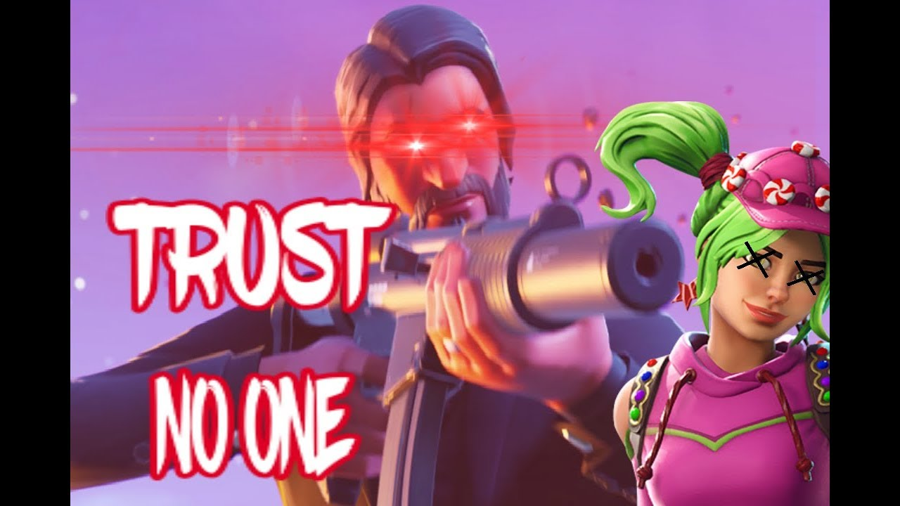 John Wick Betrayed Zoey Doge Is Wall Hacking Fortnite Funny And Epic Wins And Fails 5 Youtube