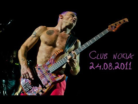 Red Hot Chili Peppers - Live at Club Nokia (PRO-SHOT)