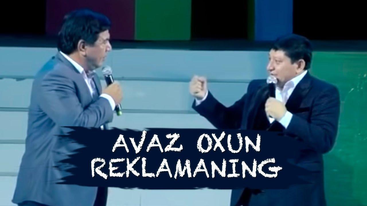 Avaz Oxun & Zokir Ochildiyev & Diyorbek Faxriyev - Reklamaning yolg'oni fosh bo'ld