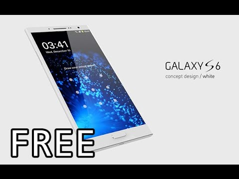 Samsung Latest Smartphone - Get SAMSUNG Galaxy S6 for FREE