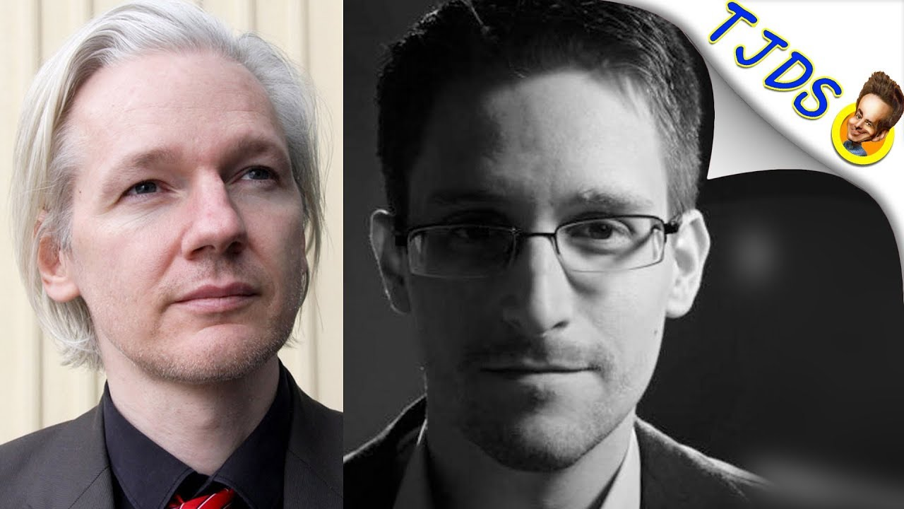 How Julian Assange Saved Edward Snowden's Life
