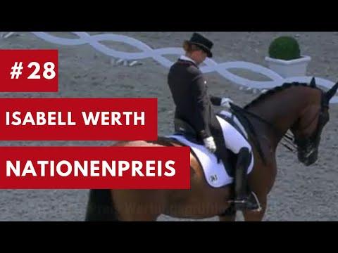 #28 | Isabell Werth | CHIO Aachen |Nationenpreis| 2018