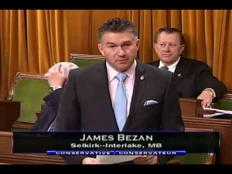 MP James Bezan Condemns the Ukrainian Government