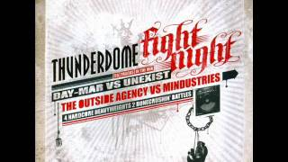 Thunderdome Fight Night 2009 2 The Outside Agency vs Mindustries