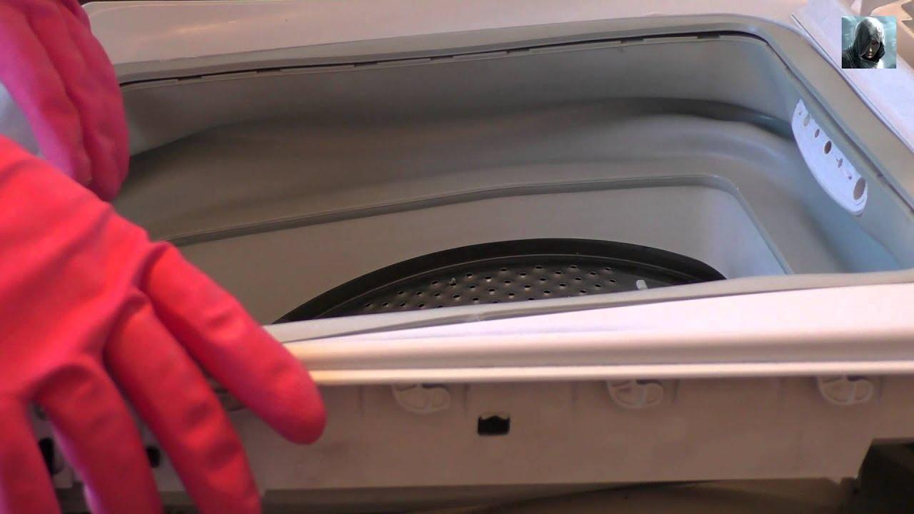 инструкция замены подшипник в стиральной машине индезит wisl85x
