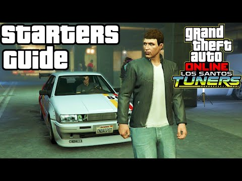 Los Santos Tuners basic guide - GTA Online guides