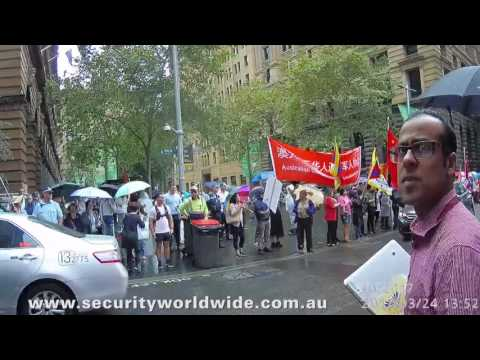 Security Worldwide | Sydney Chinese community welcomes Premier Li Keqiang
