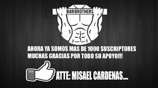 TUTORIAL - Como hacer el Ole - Street workout - Especial MIL SUBSCRIPTORES - Bar Brothers MX