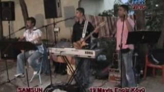 Grup KÖskerler - Samsun Engiz Köyü - Halay Ve Azeri Potpori - Kilip - 9 - 22.07.