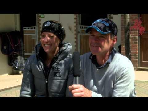 Charlotte Dujardin & Alan Davies Quick Fire Questions