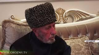 Мухажир Нальгиев развеял все домыслы об агрессивном характере встречи с Рамзаном Кадыровым
