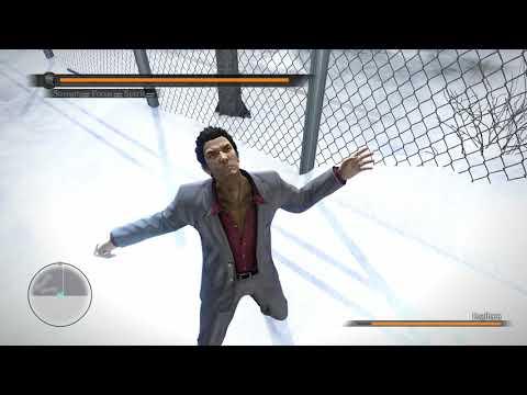 Yakuza 5 Remastered Mod - Majima Boss Style |