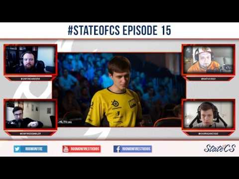 #StateOfCS Episode 15 with FaZe Karrigan, Anders, Semmler and natu