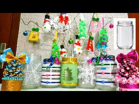 🎄Bankalardan Yeni İl Dekoru.DIY ROOM DECOR.Easy Crafts Ideas at Christmas Teenagers.New Year Decor