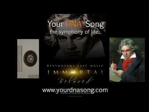 Ludwig's Last Song - Your DNA Song Ltd