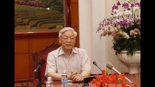 Vạch trần âm mưu gán ghép hình ảnh Tổng bí thư Nguyễn Phú Trọng