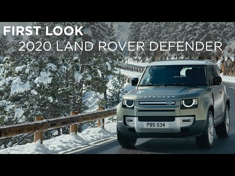 2020 Land Rover Defender | First Look | Driving.ca
