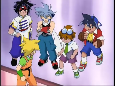 Beyblade - Episode 10 - Battle In The Sky Hindi