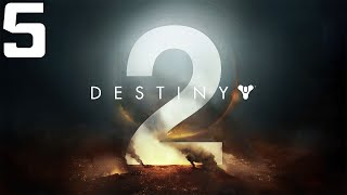 Destiny 2 #5 - Słaby Odbiór (Gameplay PL Zagrajmy)