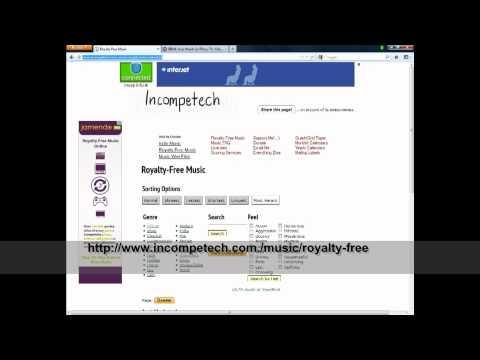 Gemafreie kostenlose Musik zum downloaden (kostenlos