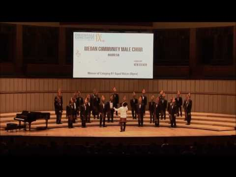 Medan Community Male Choir (MCMC) - Pange Lingua