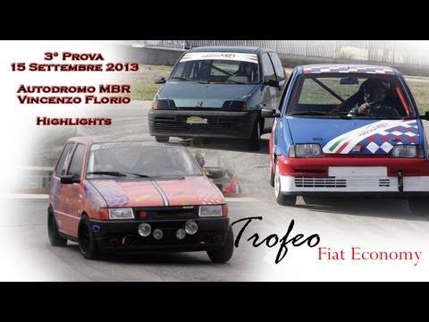 Trofeo Fiat Economy, Highlights - 3° Prova, Come divertirsi con poco