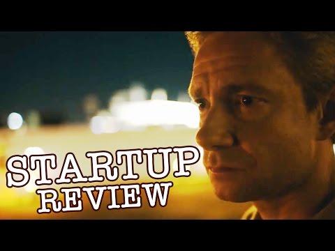 Startup Review Crackle - Martin Freeman, Adam Brody, Otmara Marrero