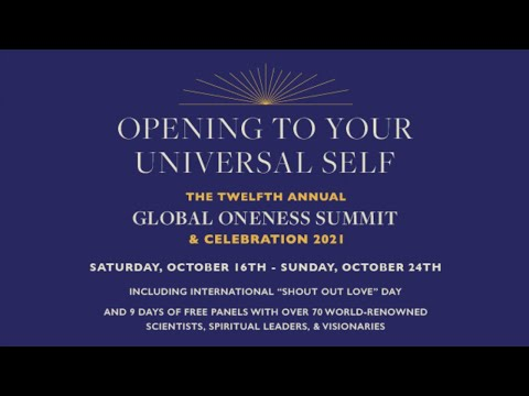 Global Oneness Summit 2021