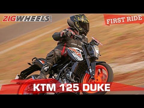 KTM 125 Duke Review | Just An Overpriced 125? | ZigWheels.com