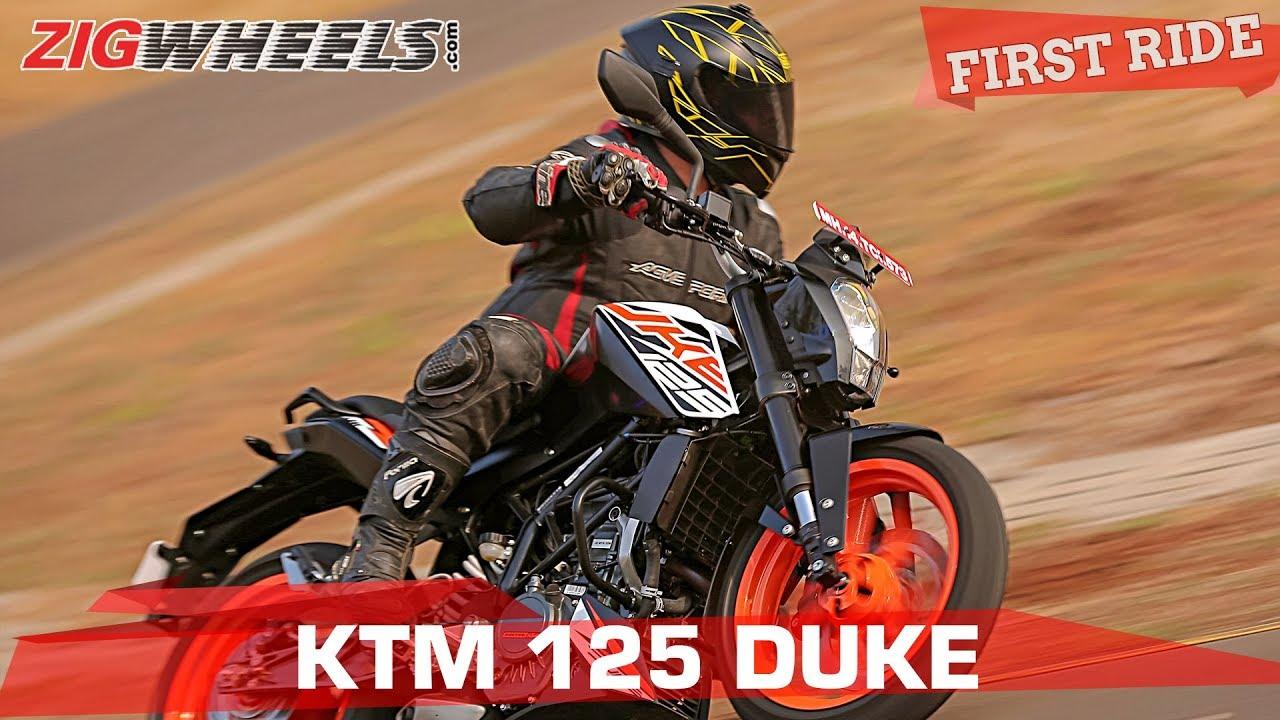 KTM 125 Duke Price in India, Images, Specs, Mileage, Colours