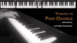 Tribute to Pino Daniele - jazz piano