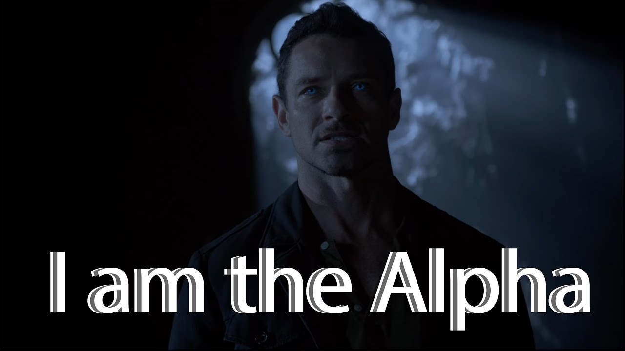 Download I am the alpha   Peter Hale (Teen Wolf)