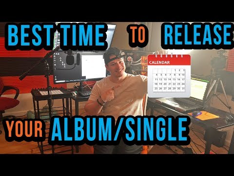 The 4 Best Months To Release A Single Or Album