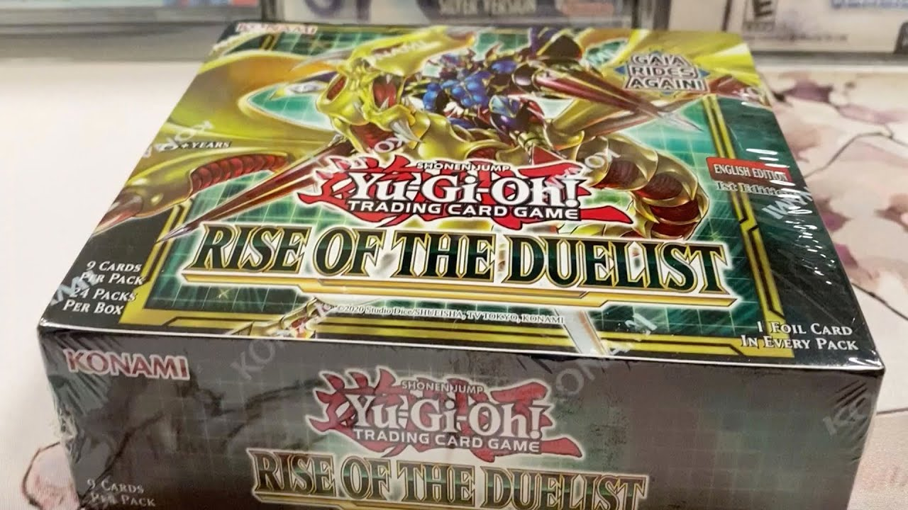 RISE OF THE 🔥 DUELIST!!!1