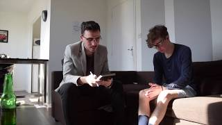 LABEEU & LASTELLA - L'INTERVIEW #1