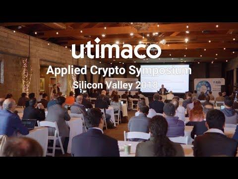 Utimaco Applied Crypto Symposium Silicon Valley 2018