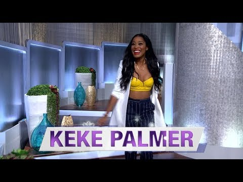 Wednesday on 'The Real': Keke Palmer, Hill Harper