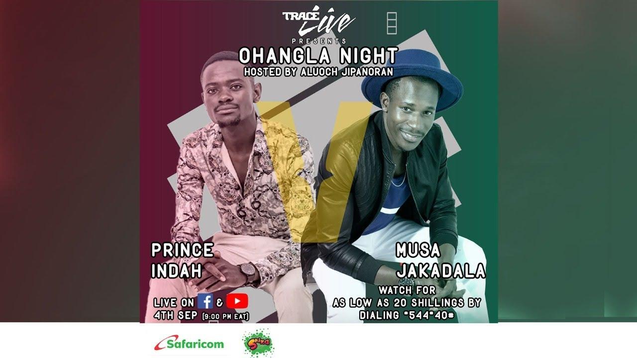TRACELIVE presents Ohangla Night