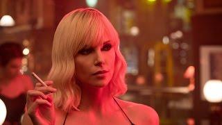 Взрывная блондинка / Atomic Blonde (2017) Дублированный трейлерHD