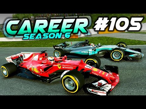 UPGRADES BUT WE GET A REALITY CHECK - F1 2017 Career Mode Part 105