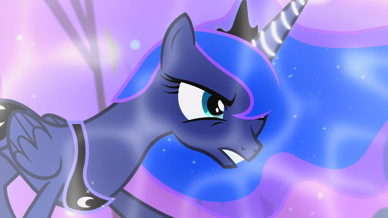 Luna Stops The Tantabus - My Little Pony: Friendship Is Magic - Season 5
