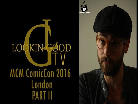 Exclusive MCM London ComicCon 2016 - Part 2 streaming vf